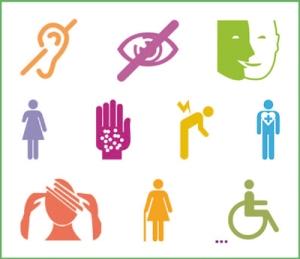 Le handicap ce n'est pas seulement être en fauteuil...